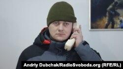 Богдан Марцоня во время телефонного разговора с президентом Украины. 2 марта 2018 года
