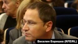 Бившият член на ВСС и настоящ съдия Калин Калпакчиев