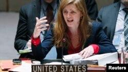 سامانتا پاور، سفیر آمریکا در سازمان ملل