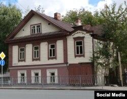 Дом 80/1 на улице Волкова - после восстановления (фото Юрия Балашова)