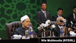 Moderate Sunni cleric Ahmed al-Tayeb (file photo)