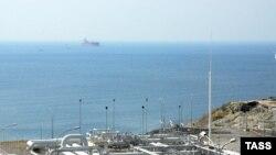 Naftna stanica glavnog terminala Kaspijskog naftnog konzorcija