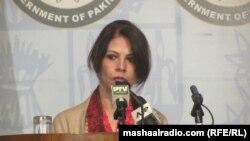 تسنیم اسلم٬ سخنگوی وزارت خارجه پاکستان