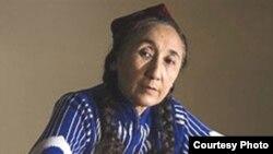 Рабия Кадыр, глава Всемирного уйгурского конгресса. 12 июля 2009 года.
