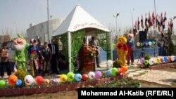 مهرجان الزهور الثالث في الموصل