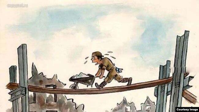 Рисунок Киутси Набуо