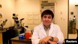 Ученый Шухрат Миталипов. США, 13 мая 2013 года.