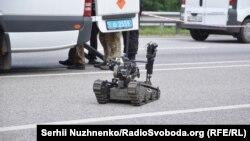 Робот для знешкодження вибухових пристроїв