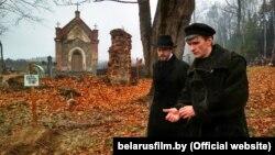 Кадр з фільму «Янка Купала»
