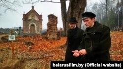 Кадр з фільму «Янка Купала», 2018 год
