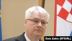 Presidenti i Kroacisë Ivo Josipoviq t