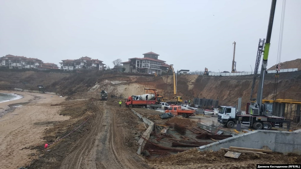 Bulgaria Seaside Construction Alepu