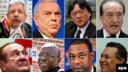 Кулга алынган FIFA түрәләре
