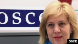 Dunja Mijatovic, the new OSCE Representative on Freedom of the Media