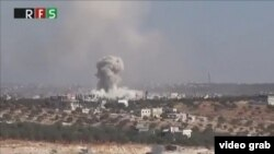 Взрыв школы в провинции Идлиб