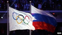 The ban on Russian athletes could mean that the country won't be participating in track and field at the upcoming Rio Olympics.