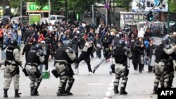 Протести во Скопје по петкратното убиство кај Смиљковското Езеро.