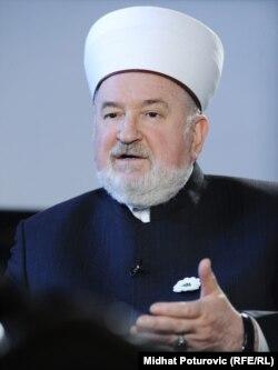 Mustafa ef. Cerić u razgovoru za RSE, 23. februar 2012.