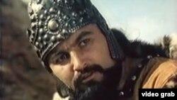 """Бимбулат Ватаев в роли Рустами в киноэпопеи по мотивам поэмы """"Шах-наме"""" Фирдоуси"""