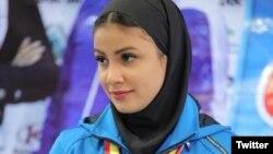 در کاروان اعزامی ایران به مسابقات ژاپن، تنها سارا بهمنیار به مدال طلا دست یافت