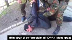 Задержание Олега Сугерея в оккупированном Донецке