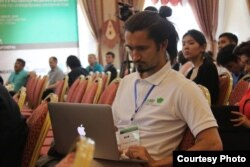Участники, фото Internews Kyrgyzstan.