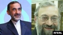 مناقشه میان محمد جواد لاريجانی و علی اکبر ولايتی، دو ديپلمات ارشد جمهوری اسلامی در روزهای اخیر بالا گرفته است.