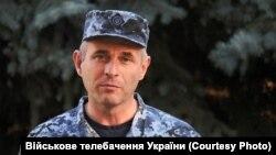 Первый заместитель командующего ВМС Украины Андрей Тарасов