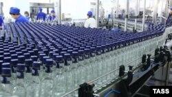 Производство алкогольной продукции в России. Иллюстративное фото.