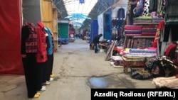 Бакинский торговый центр «Садарак» (архивное фото)