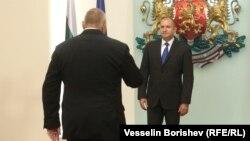 Румен Радев и Бойко Борисов размениха остри критики помежду си
