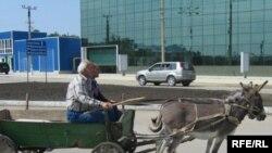 Moldova - Comrat people, Aug2009