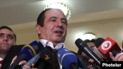 ԱԺ «Բարգավաճ Հայաստան» խմբակցության ղեկավար Գագիկ Ծառուկյան