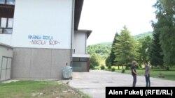"""Srednja škola """"Nikola Sop"""" u Jajcu, koja radi prema programu """"dvije škole pod jednim krovom"""""""