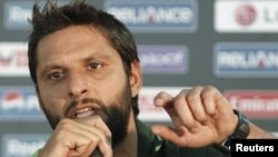 Shahid Afridi (file photo)