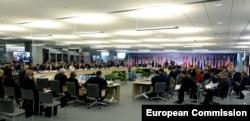 La sesiunea de vineri 22 mai a summitului UE de la Riga