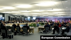 """Саммит """"Восточного партнерства"""" в Риге, 22 мая 2015"""