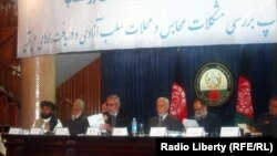 Afghanistan -- Independent commission for overseeing the implementation of constitution, 03 Dec 2013