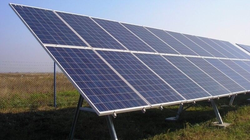 В уряді повідомили про будівництво сонячної електростанції в Чорнобильській зоні