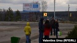 Publicitate făcută votului uninominal la Rezina