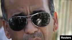 Адвокат Маъсуд Шариф.