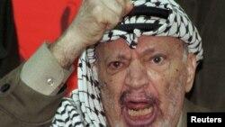 Lideri palestinez, Yasser Arafat, 1998