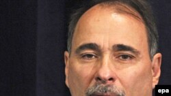 "David Axelrod said the Israeli move was an ""insult."""