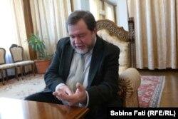 Oleg Sergheevici Malginov, ambasadorul Rusiei la București