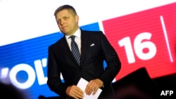 Kryeministri i Sllovakisë, Robert Fico.