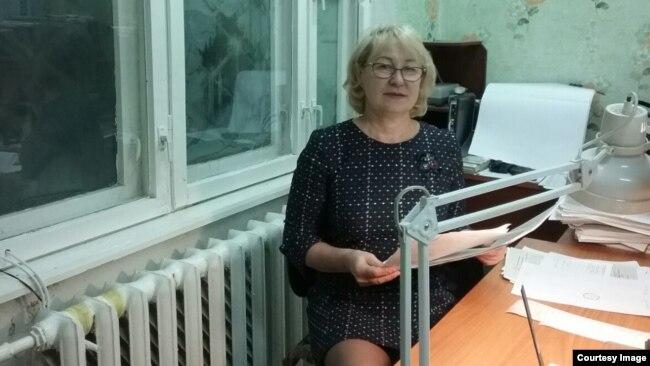 Наталья Жиделева