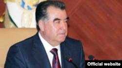 Тәжікстан президенті Эмомали Рахмон. 20 наурыз 2012 жыл.