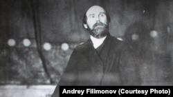 Николай Клюев читает свои стихи, 1920 год