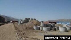 Строительство ГЭС в Нарыне