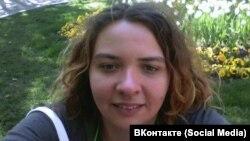 Краснодарская активистка Нина Соловьева